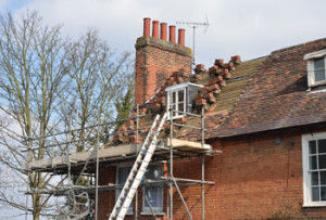 picture of watford roof repairs